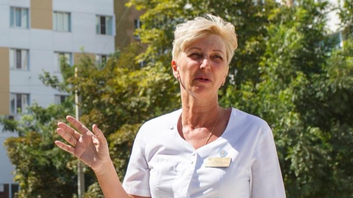 В Волгограде уволилась главный врач 25-й клинической больницы скорой помоши