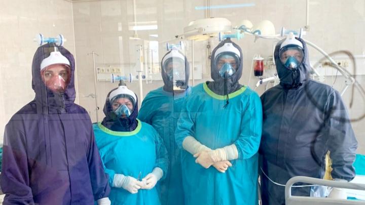 В Тюмени хирурги удалили желчный пузырь мужчине, который переболел коронавирусной инфекцией