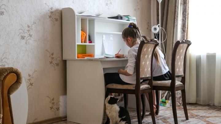 Школьников Самарской области освободили от домашних заданий