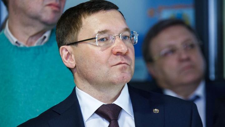 Владимира Якушева отправили долечиваться из больницы домой. У него COVID-19