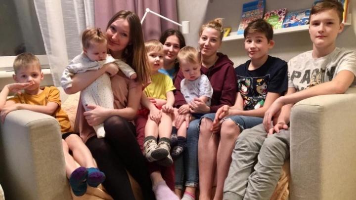Мамочка на миллион: истории самых необычных мам, которые шокировали Новосибирск (10 детей — это вам не шутки)