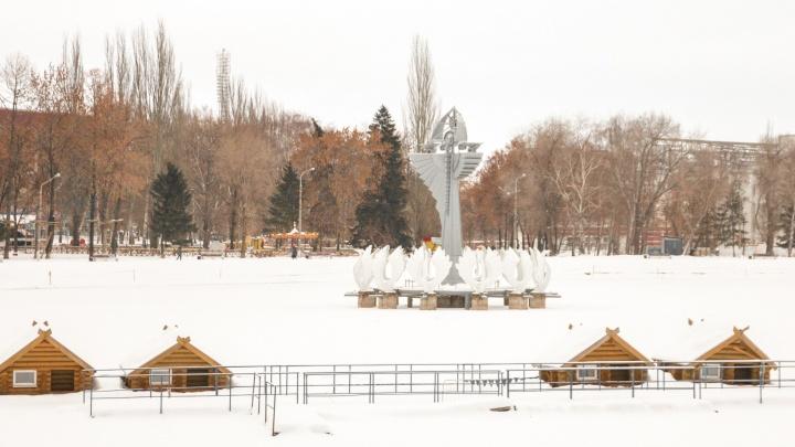 Участок около парка Металлургов планируют отдать под застройку