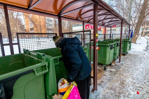Оплату за вывоз мусора хотели поднять уже в 2021 году