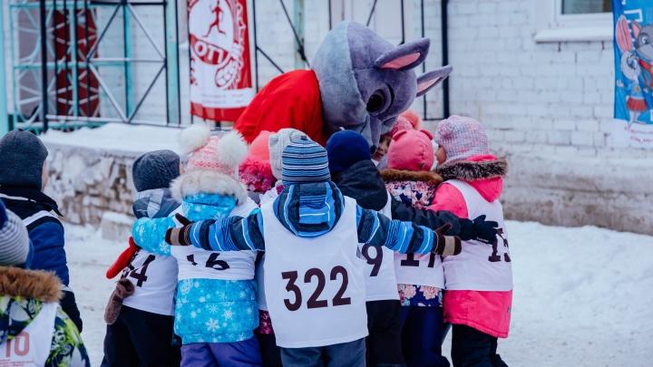 В Перми завершилась новогодняя акция «Новый год с ГТО»