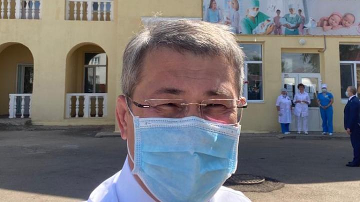 Хабиров — о новом роддоме в Башкирии: «Смело рожайте»