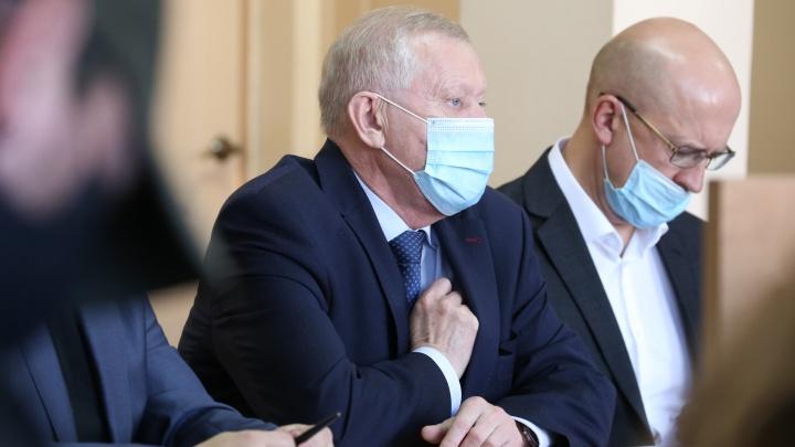 Евгений Тефтелев подтвердил показания на действующего мэра Челябинска и бывшего вице-губернатора