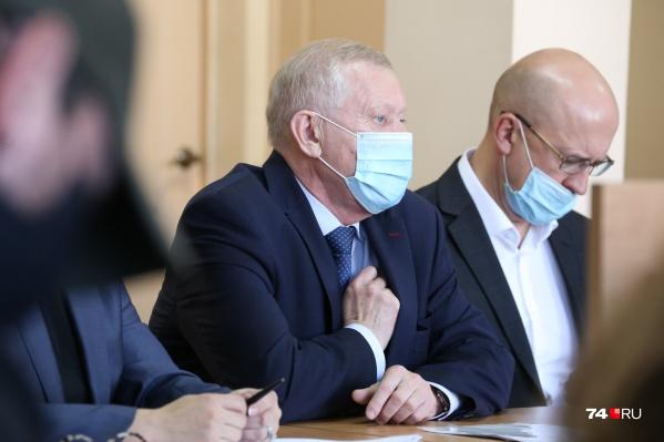 Евгений Тефтелев полностью признал вину и заключил с прокурором досудебное соглашение о сотрудничестве