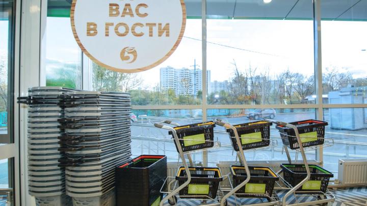 В нижегородских магазинах «Пятёрочка» появилась возможность совершать бесконтактные экспресс-покупки