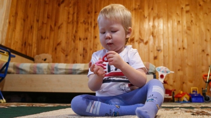 Смертельно больному мальчику из Уфы собрали 9,5 млн рублей, осталось найти еще 5 млн