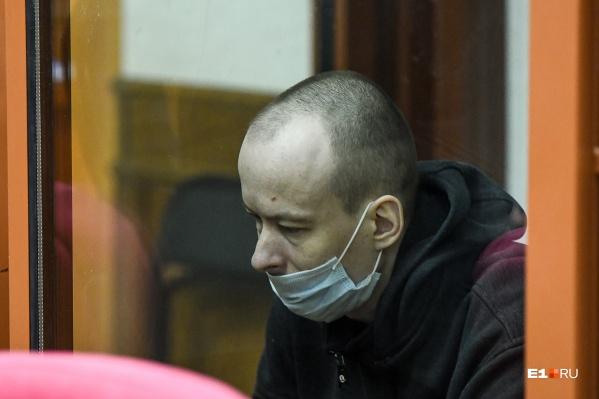 Александров попросил прощения за свое преступление