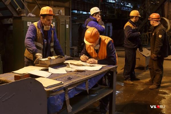 Готовых работать руками волгоградцев, как оказалось, в Волгограде не легко найти даже во время безработицы