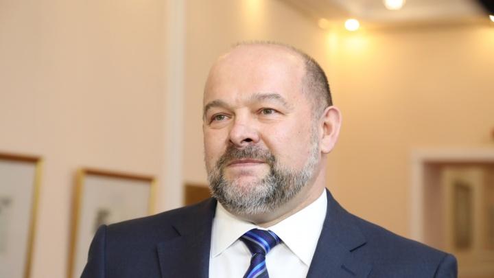 Экс-губернатор Архангельской области Игорь Орлов удалил свою страницу во «ВКонтакте»