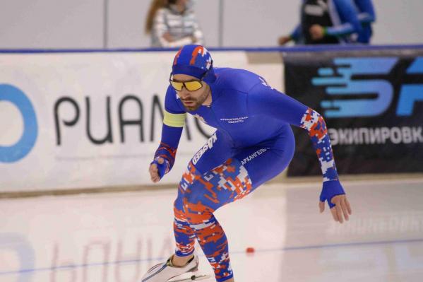 Из победителей на подмосковных соревнованиях затем сформируют сборную команду конькобежцев России