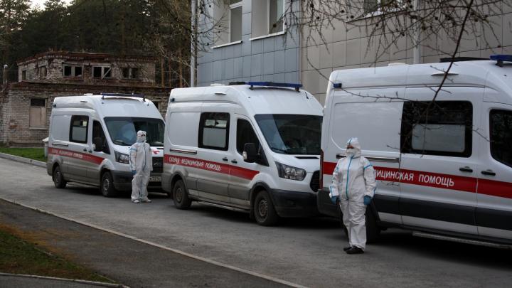 «В 99% случаев — пневмония»: медик скорой — о том, как вторая волна коронавируса накрыла Екатеринбург