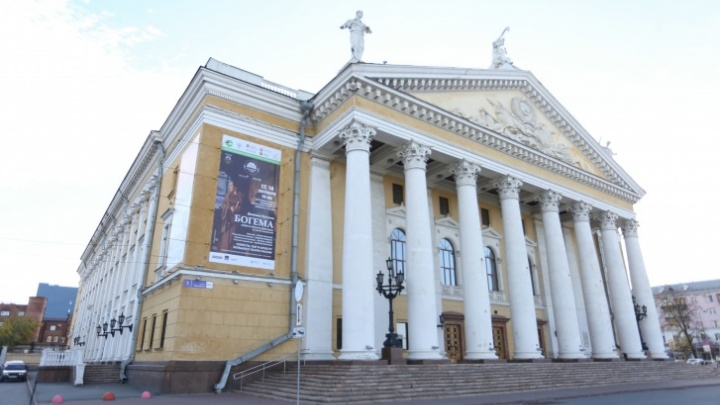 Прокуратура обнаружила хищения при возведении пристроя к челябинскому оперному театру