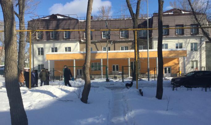 В новом детском корпусе психбольницы в Самаре отступили от требований пожарной безопасности