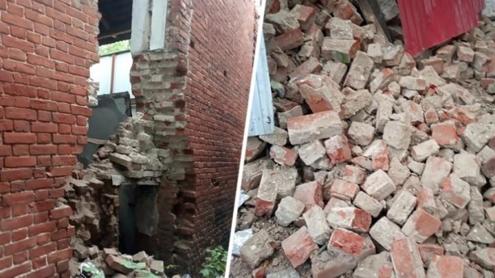 В Уфе активистка заявила о готовящемся сносе объекта культурного наследия