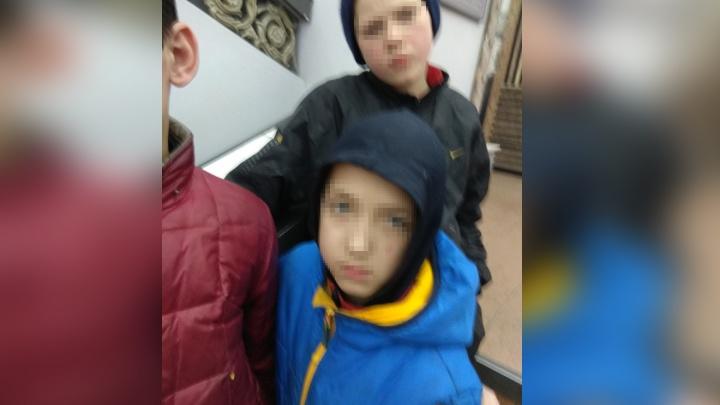 Детей, пропавших на Бору, нашли в нижегородском ЦУМе