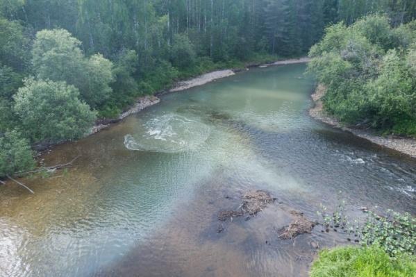 Состояние рек постепенно приходит в норму