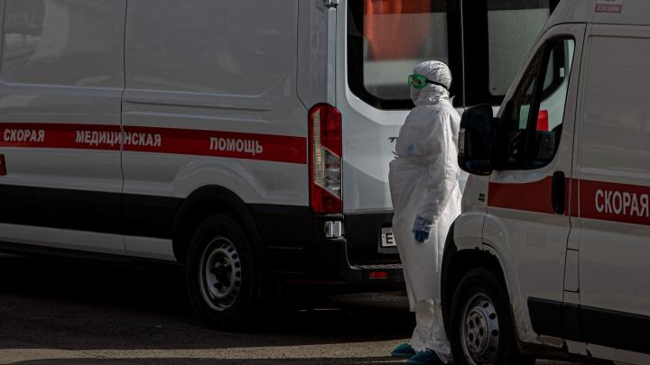 В Челябинской области за сутки умерли два человека с COVID-19