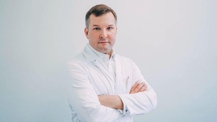 Пермяка назначили министром здравоохранения Иркутской области