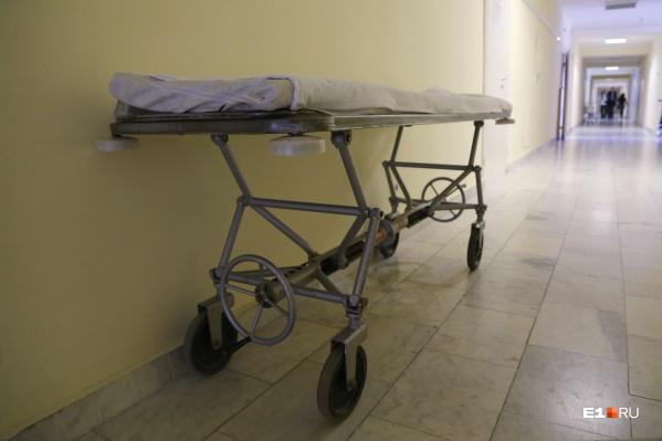 Пациентов, умерших от пневмонии, в Свердловской области стало меньше