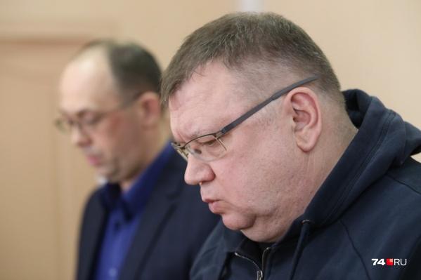 Сергей Мануйлов был признан виновным в умышленном совершении невыгодных сделок, из-за которых деньги покупателей квартир выводили из строительной компании