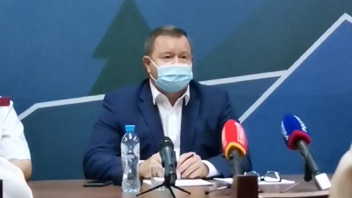 «Опыт печальный и тяжёлый»: министр здравоохранения Кузбасса рассказал, как переболел коронавирусом