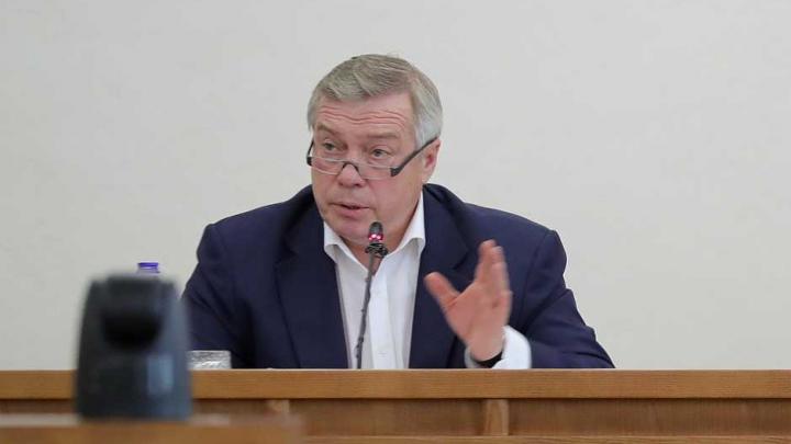Василий Голубев рассказал о поэтапном снятии ограничений на Дону. С кого их снимут первыми
