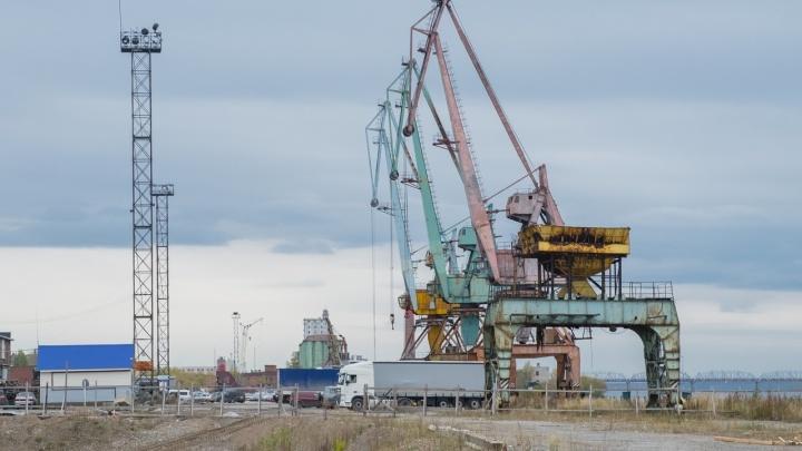 Работник пермского порта получил тяжелые травмы: возбуждено дело