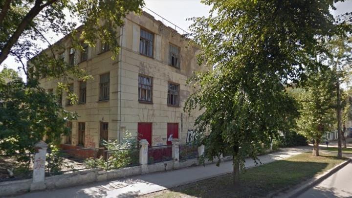 В Самаре на месте больницы построят многоэтажный дом