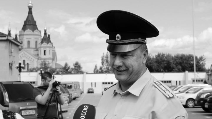 В МВД прокомментировали самоубийство бывшего начальника нижегородского ГИБДД