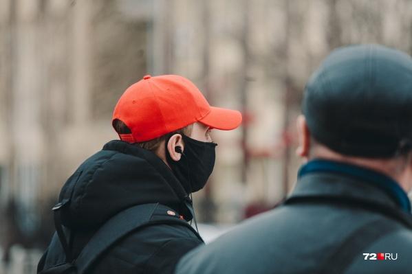 Во время режима повышенной готовности ввели масочный режим в общественных местах, но житель региона решил его не соблюдать