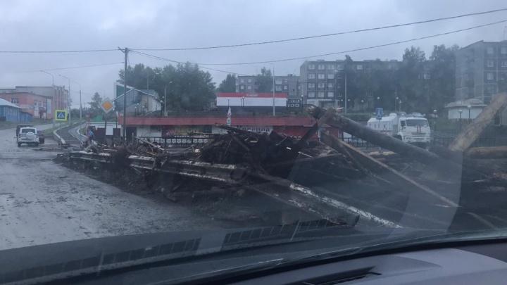 Малоподвижная зона фронта: главный уральский синоптик объяснила, почему затопило Нижние Серги