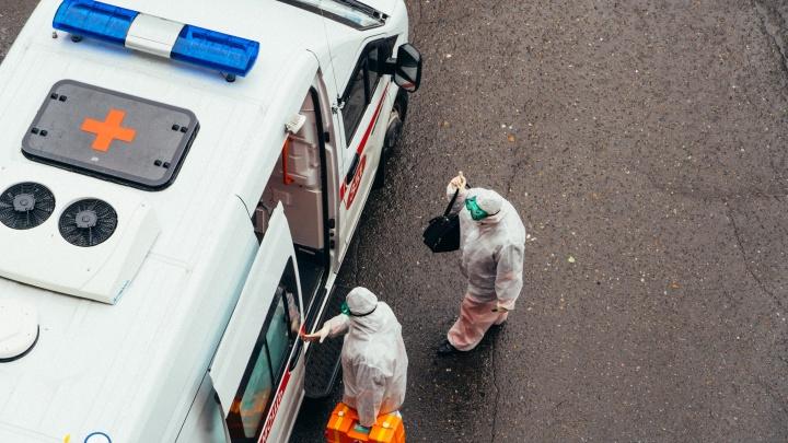 В Омской области от COVID-19 умерли ещё четыре пациента