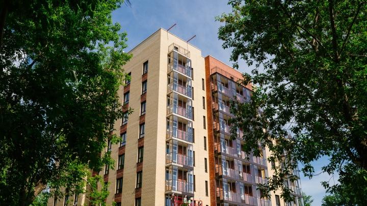 Закончилась эра хрущевок: на Макаренко вырос необычный клубный дом с трехметровыми потолками