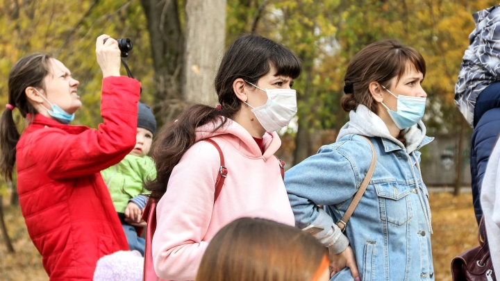 Карта заражений: в Автозаводском районе и в Дзержинске резко выросла заболеваемость COVID-19