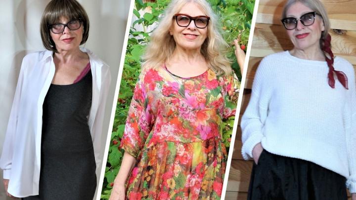 Чтобы всем так выглядеть в 67: любуемся нарядами тюменки, чье чувство стиля оценил Cosmopolitan
