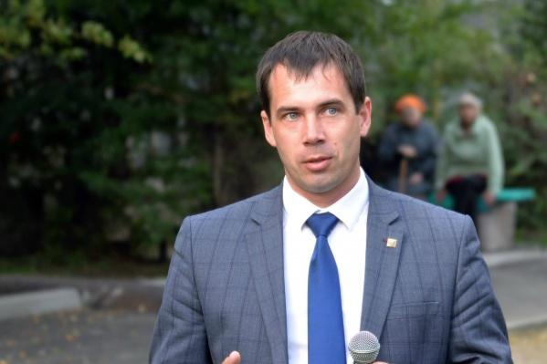 Вадим Лютиков возглавлял департамент развития городского хозяйства с июня 2019 года