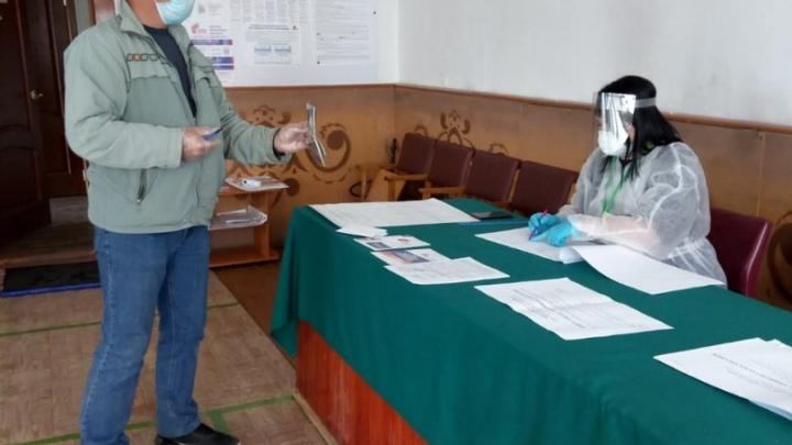 В Зауралье у члена избирательной комиссии обнаружили COVID-19