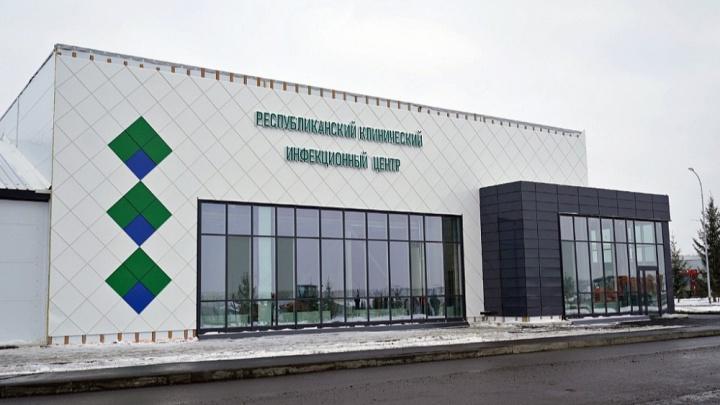 Стало известно, когда новый инфекционный госпиталь в Башкирии примет первых пациентов