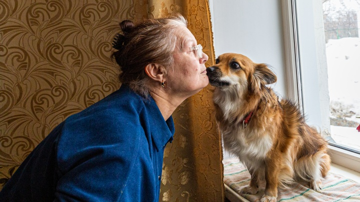 «Облизывает всех, целоваться лезет»: что случилось с псом Жориком после скандала с зоозащитницей (прошёл год)