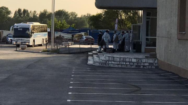 Восьмой рейс с вахтовиками из Якутии: хроники пандемии в Омске за 14 мая