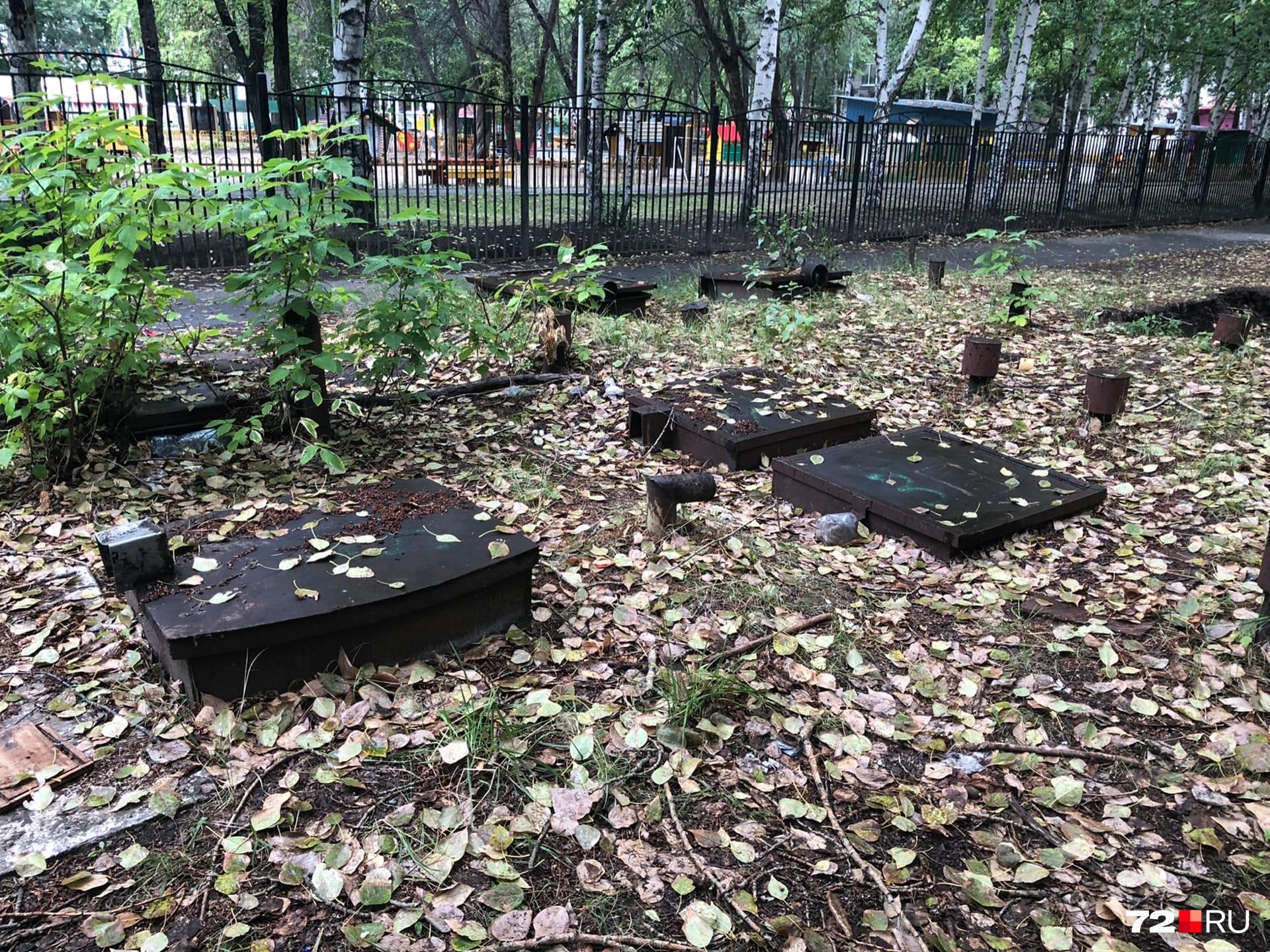 Погреба — это фишечка Тюмени, в других крупных городах нет такого вольного размещения стихийных овощехранилищ