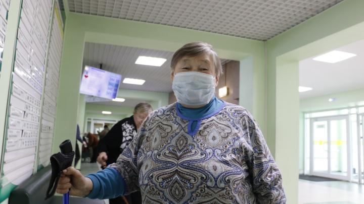 СК возбудил уголовное дело после вспышки коронавируса в пансионате в Кемерово