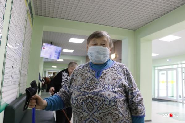 В июне в пансионате для пожилых и инвалидов заболели 19 постояльцев
