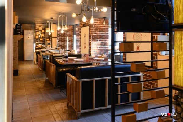 Кафе и рестораны могут работать только навынос или по доставке