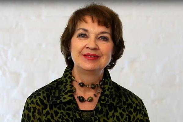 Лидия Александровна Аникеева