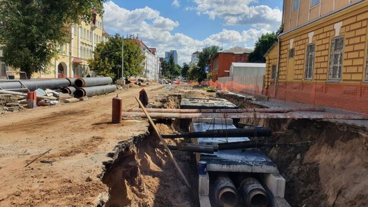 В мэрии уточнили время перекрытия Ново-Садовой