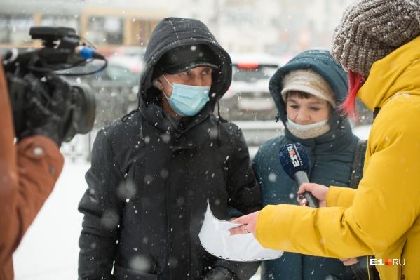 За полторы недели до Нового года в Екатеринбурге решили сменить мэра